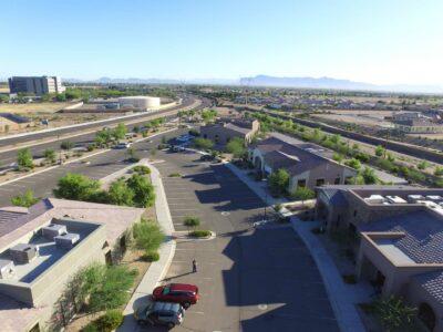 Regional Pain Institute aerial view