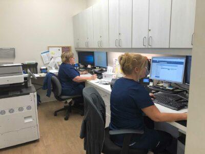 Regional Pain Institute office staff